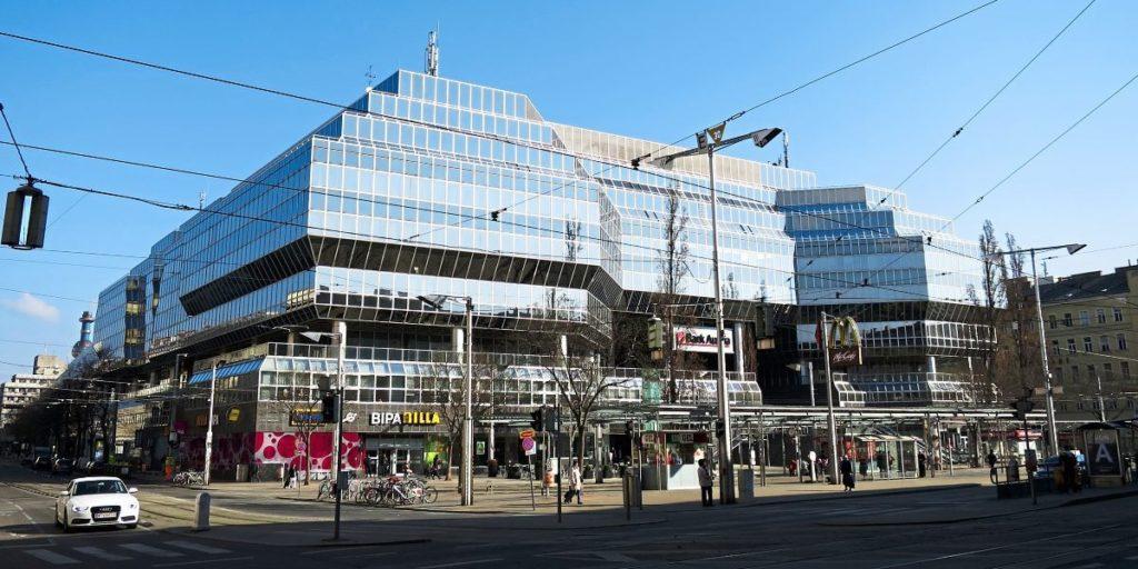 Wien Franz-Josefs-Bahnhof