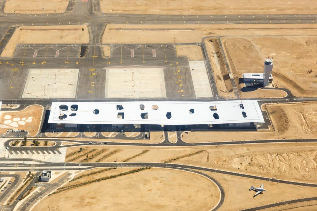Eilat Ramon Airport ETM
